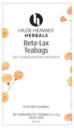 Beta-Lax teabags
