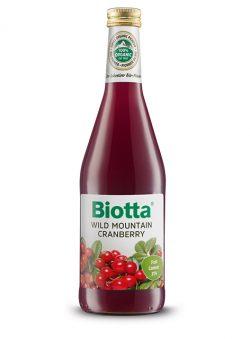Biotta Cranberry juice