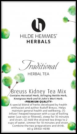 Breuss Kidney Tea Mix