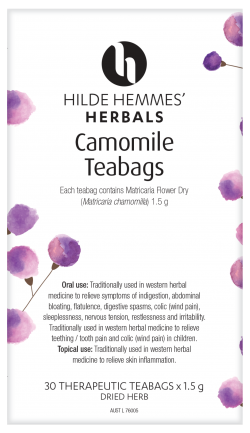 Camomile 30 teabags