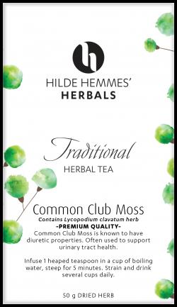 Common Club Moss