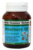 Hawthorn 1,000mg - 60 Capsules