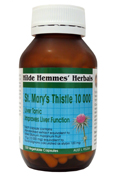 St Mary's Thistle 10,000mg - 120 Capsules