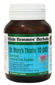 St Mary's Thistle 10,000mg - 60 Capsules